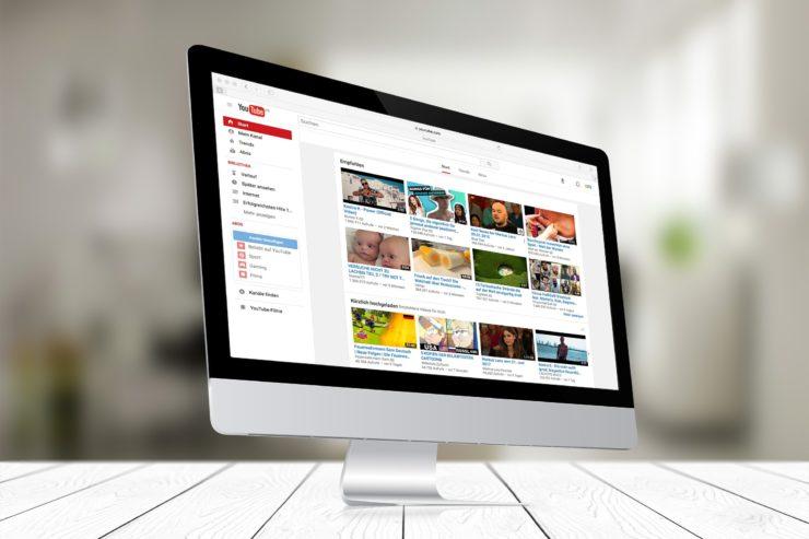 clip vidéo publicitaire pour chaine youtube