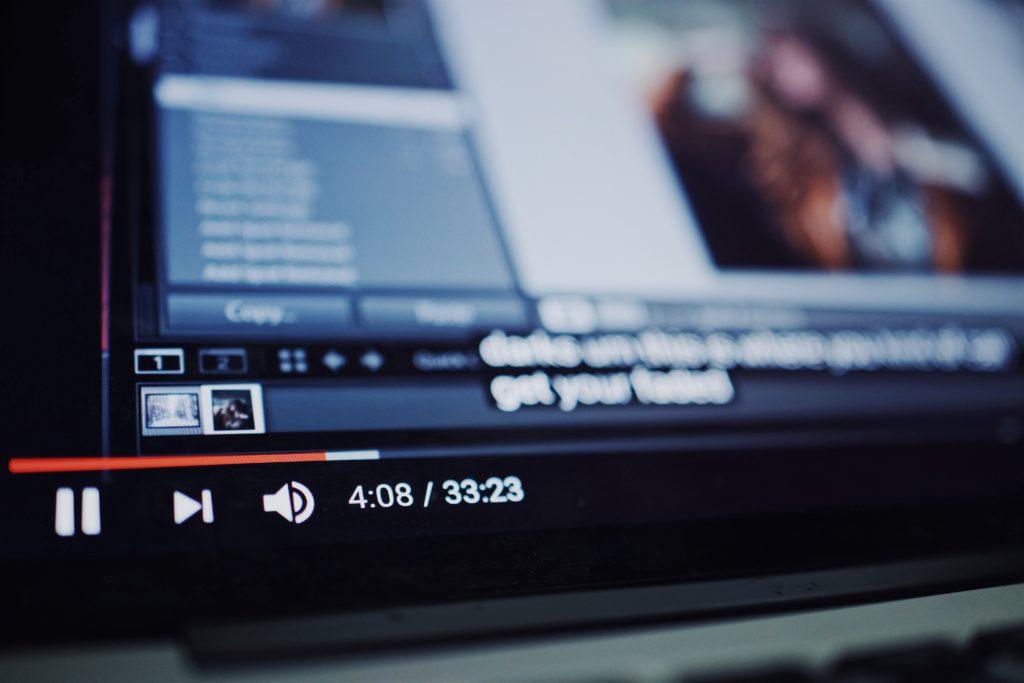 Votre clip vidéo promotionnel pour faire votre publicité sur youtube.